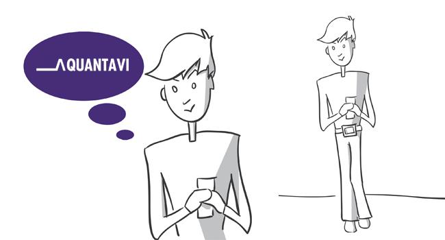 Szkice do komiksu dla Quantavi