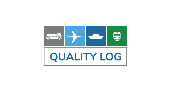 Logotyp dla QUALITY LOG