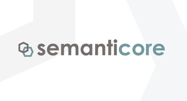Logotyp dla Semanticore